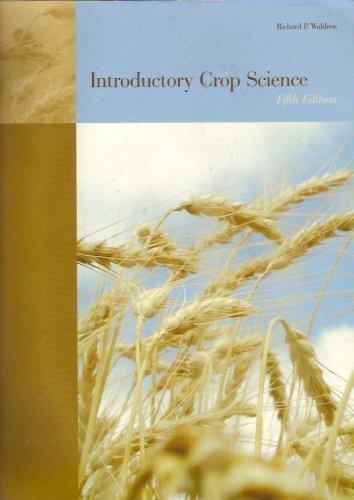 9780536740182: Introductory Crop Science