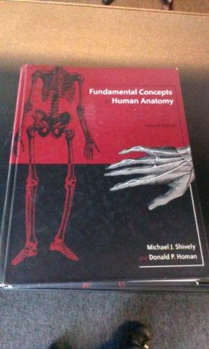 9780536744487: Fundamental Concepts of Human Anatomy