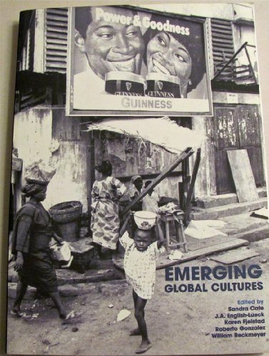 Emerging Global Cultures: Pearson Custom Publishing