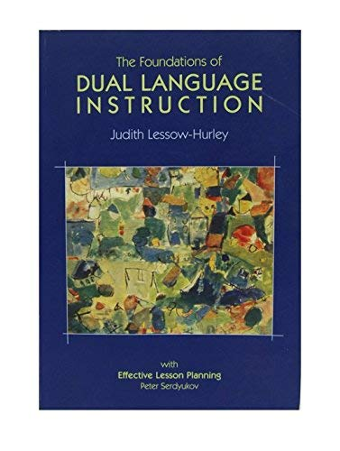 9780536752239: The Foundations of Dual Language Instruction