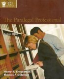 9780536753946: The Paralegal Professional