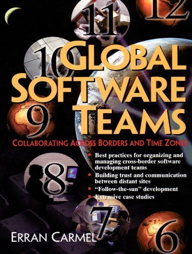 9780536754639: Global Software Teams Collaborating Across Borders and Time Zones