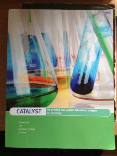 9780536785633: Catalyst: Lab Manual