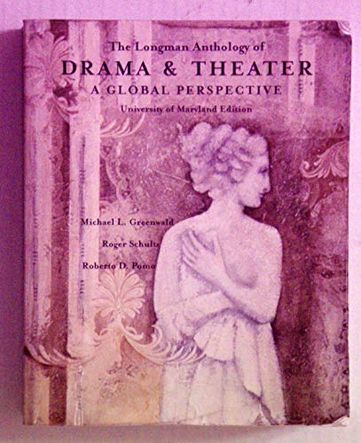 9780536805539: Longman Anthology of Drama and Theater : A Global Perspective (Custom)
