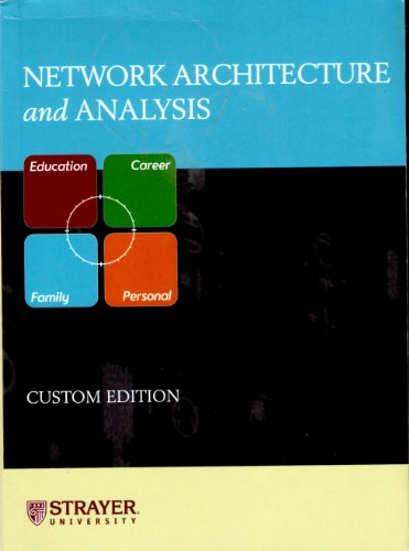 Network Architecture and Analysis (Strayer University): William Stallings