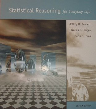 9780536812209: Statistical Reasoning for Everyday Life