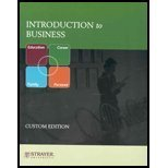 9780536814098: Introduction to Business