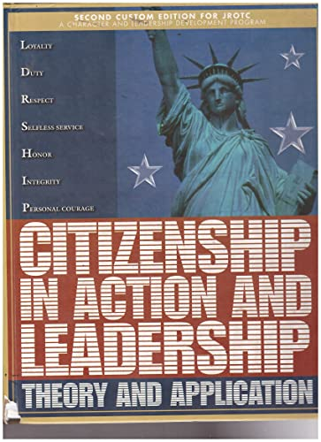 9780536814371: Citizenship in Action and Leadership: Theory and Application