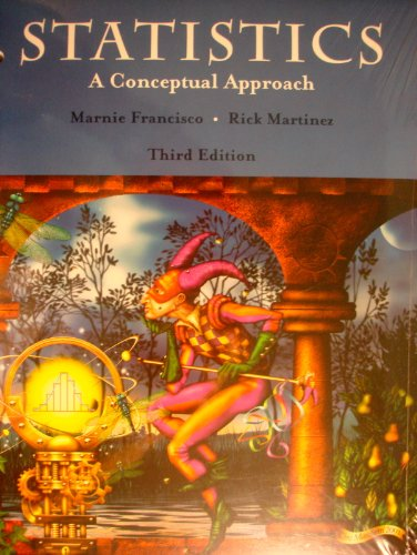9780536814623: STATISTICS: A Conceptual Approach