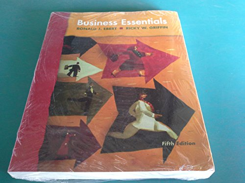 9780536820228: Business Essentials - Fifth Edition