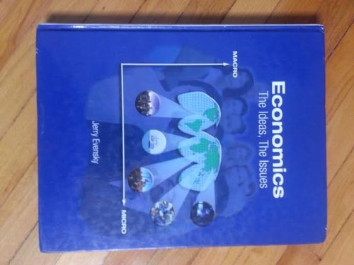 9780536833389: Economics: The Ideas and the Issues