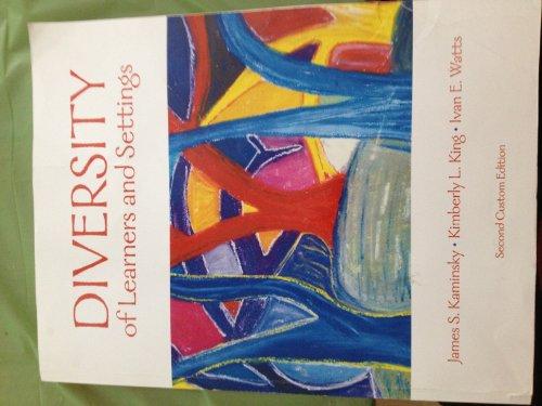 Diversity of Learners and Settings: Kaminsky, James S.,