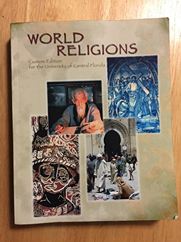 9780536834331: World Religions Custom Edition for the University of Central Florida