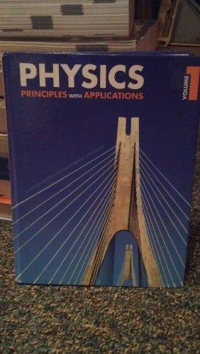 Physics ( Principles with Applications) (volume 1): Douglas C. Giancoli