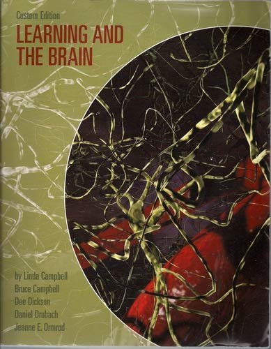 Learning and the Brain, Custom Edition (Book+CD): Linda Campbell, Bruce