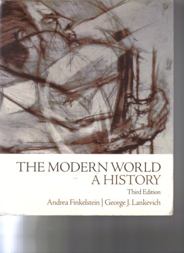 9780536836632: The Modern World: A History, 3rd Edition