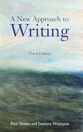 9780536839114: A New Approach to Writing