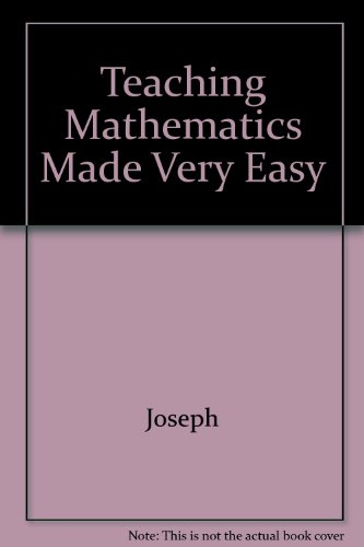 9780536844712: Teaching Mathematics Made Very Easy