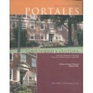 Portales : Comunidad Y Cultura, Manual De: Cathryn Collopy O'Donnell;