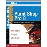 9780536859662: Paint Shop Pro 8: Edit Digital Photos in a Snap