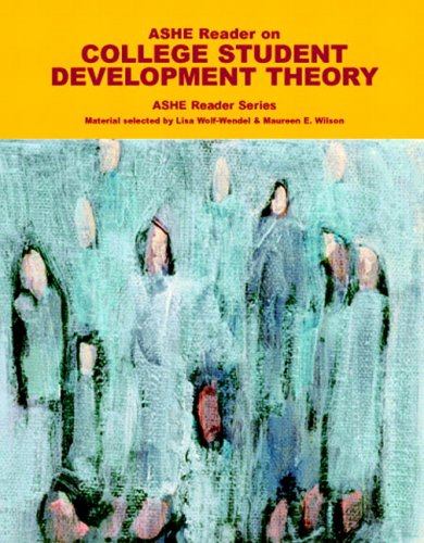 9780536859709: ASHE Reader on College Student Development Theory