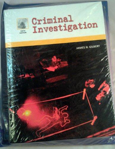 9780536866516: Criminal Investigation: Custom Edition for Virginia College