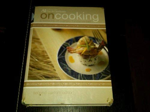 9780536884152: On Cooking: A Textbook of Culinary Fundamentals