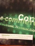 9780536903891: Information Security Perspective on Intranet, Internet, E-commerce Infrastructure