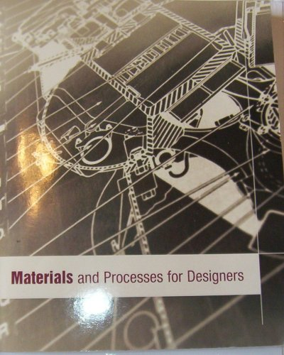 Materials and Processes for Designers: not known