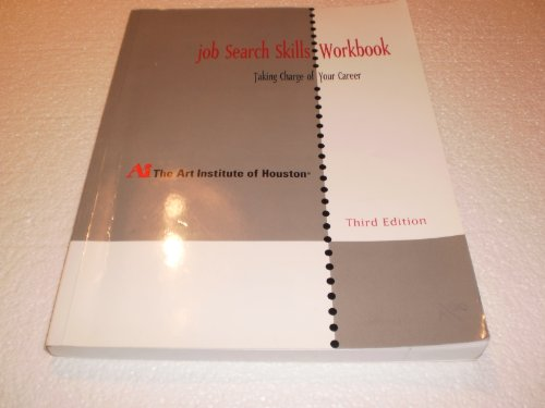 9780536905642: Job Search Skills Workbook : Taking Charge of Your Career