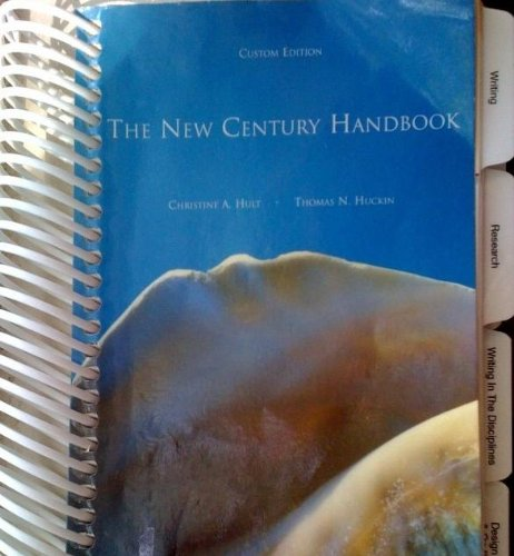 9780536906939: The New Century Handbook (Custom Edition) (SMP)