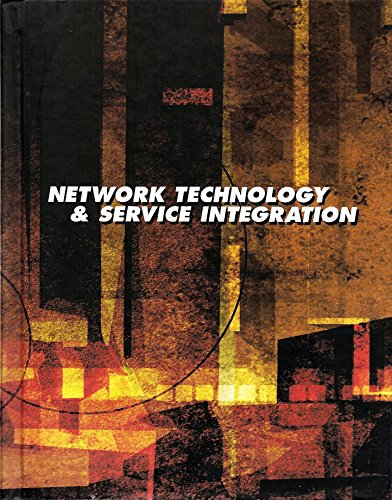 9780536916112: Networking Technology&Service Integration