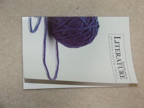 Introduction to Literature: Easton, Martin, Olivarez, and Sobey