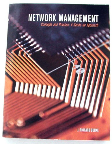 9780536942593: Network Management, Concepts and Practice: A Hands-on Approach