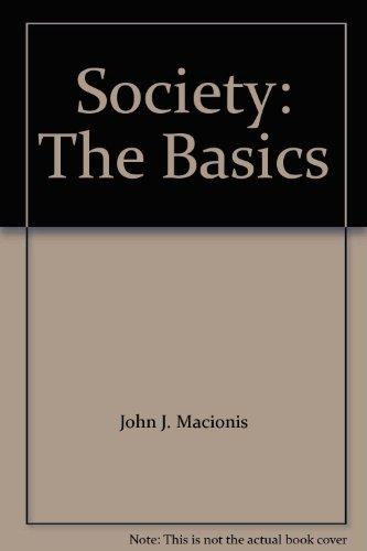 9780536959034: Society: The Basics