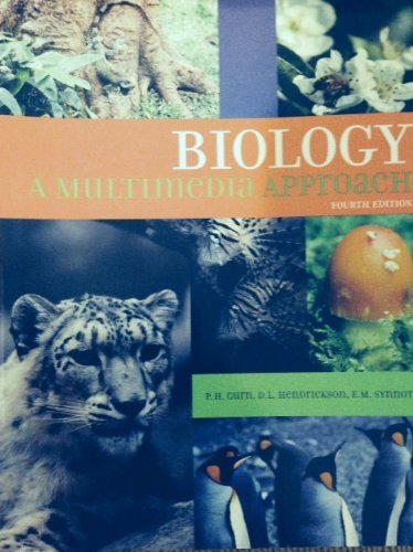 9780536959058: Biology: A Multimedia Approach Fourth Edition