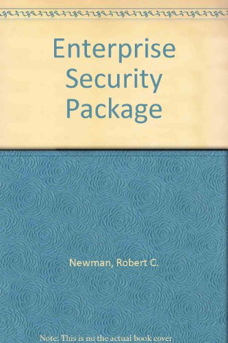 9780536959973: Enterprise Security Package