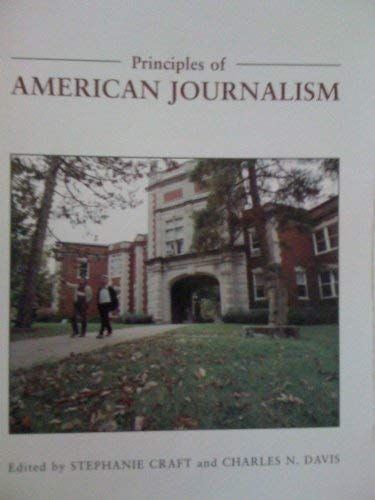 9780536964687: Principles of American Journalism