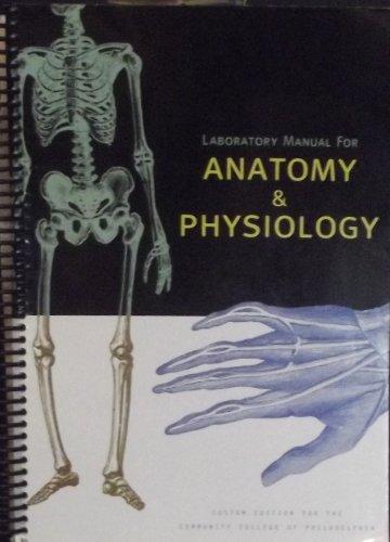 laboratory manual anatomy physiology - Iberlibro