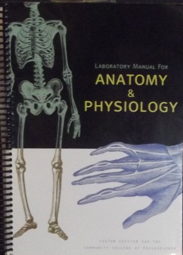9780536967466: Laboratory Manual for Anatomy & Physiology