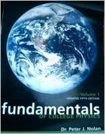 9780536968647: Fundamentals of College Physics, Vol. 1, 5th Updated Edition