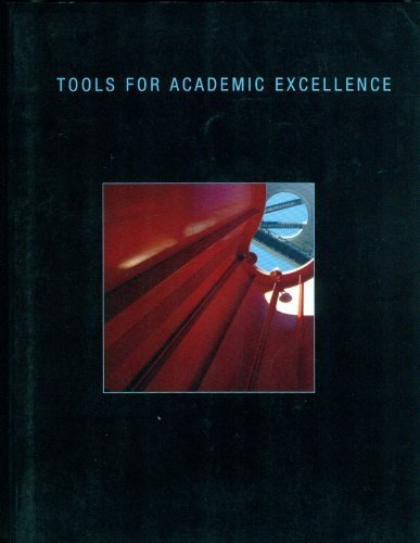 Tools for Academic Excellence: Authors, Various