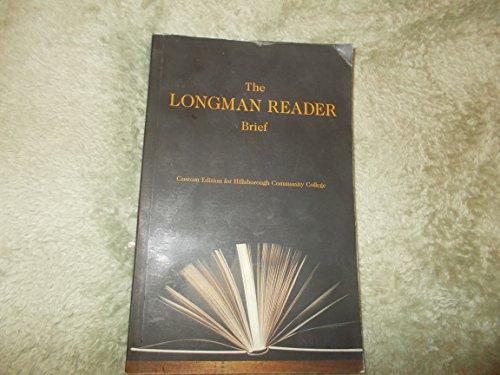 The Longman Reader : Brief (Custom Edition: Nadell, Judith; Langan,