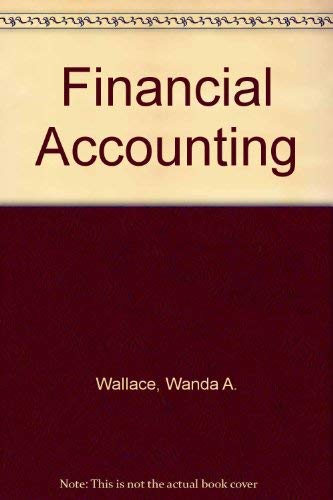 9780538010405: Financial Accounting