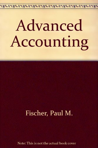 9780538012607: Advanced Accounting