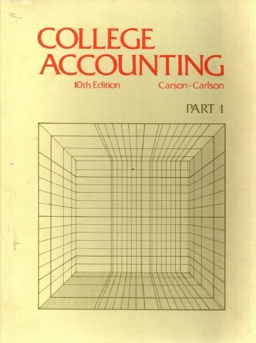 9780538015103: College Accounting
