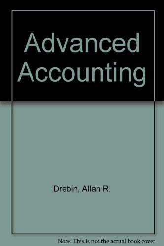 9780538015806: Advanced Accounting