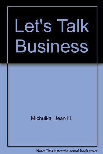 Let's Talk Business: Jean H. Miculka
