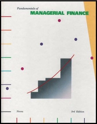 9780538061001: Fundamentals of Managerial Finance