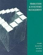 Production and Inventory Management: Donald W. Fogarty,